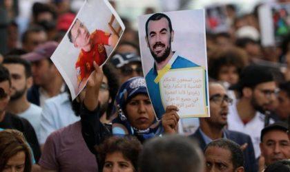 L'opposant marocain Zefzafi salue «l'orgueil et le courage» des Algériens