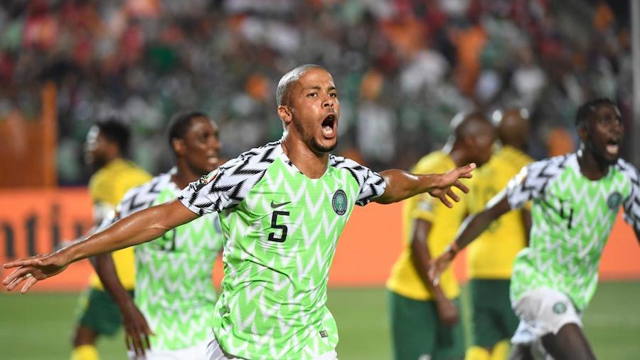 Nigeria-Algérie