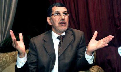 Les «souhaits» du Premier ministre marocain pour l'Algérie et son peuple