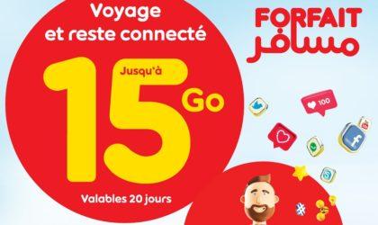 Ooredoo: nouvelles destinations et nouveaux forfaits roaming