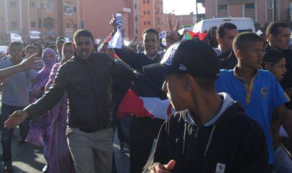 Sahraouie tuée par la police marocaine alors qu'elle fêtait la victoire des Verts : vers une enquête de l'ONU