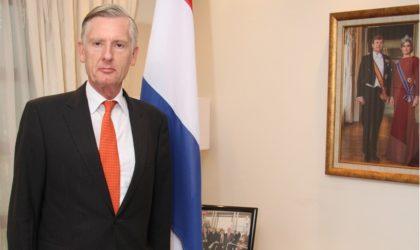 Message de l'ambassadeur des Pays-Bas au peuple algérien