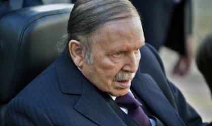 Selon Jeune Afrique : Bouteflika vit toujours à la résidence de Zéralda