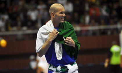 Le message émouvant de Zidane après le sacre des Verts à la CAN-2019
