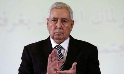 Ni Abdelfattah Al-Sissi ni Macky Sall : Abdelkader Bensalah «piégé» au Caire