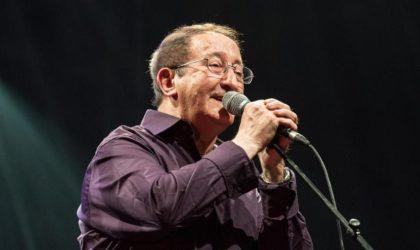 Idir diffuse une chanson en soutien aux militants du hirak emprisonnés