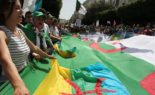 Deux coachs réprimés pour avoir permis le port du drapeau amazigh à Tunis