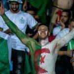 supporters algériens Caire