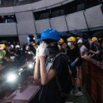hong kong manifestation