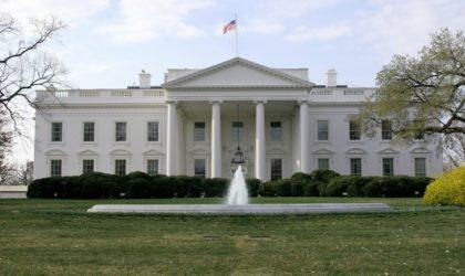 Des manifestants en colère jusqu'aux portes de la Maison-Blanche