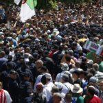 Gaïd-Salah manifestants