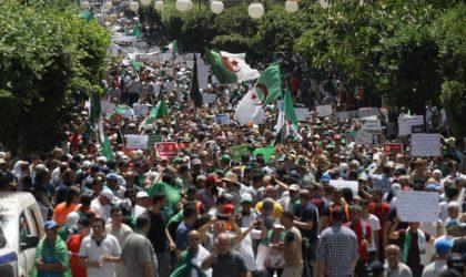 21e vendredi de manifestations : les Algériens réclament un Etat civil