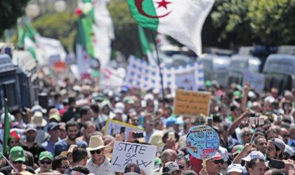 Le néo-peuple algérien du 22 Février