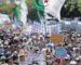 Les manifestants menacent de recourir à la désobéissance civile