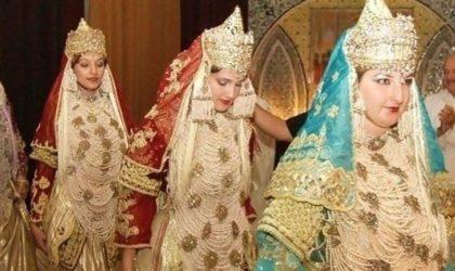 Journées nationales du costume traditionnel algérien