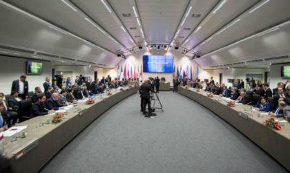 Opep: réunion décisive à Vienne