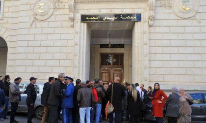Report du procès de Kamel Chikhi, dit El-Bouchi, au 10 juillet