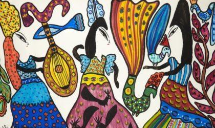 L'art pictural africain en vedette à Alger le 18 juillet
