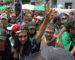 Citoyens et étudiants réclament l'indépendance