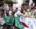Les manifestants appellent à la désobéissance civile