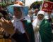 Manifestations massives à travers le pays pour exiger le départ des symboles du système