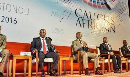 Caucus africain : promouvoir les facteurs-clés de la productivité du capital humain
