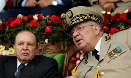 Pourquoi Gaïd-Salah convenait à Bouteflika