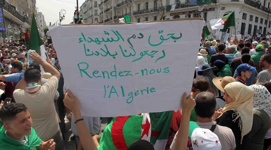 Algerie démarches