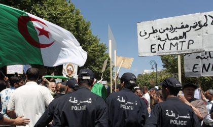 Seule la menace de l'amplification des grèves des ouvriers a ébranlé le régime