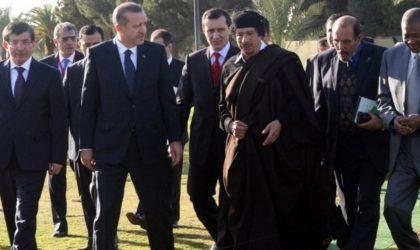 Révélation : comment Erdogan a soutiré 30 milliards de dollars à Kadhafi