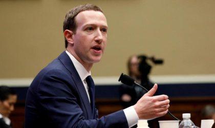 L'Algérie concernée par une campagne de manipulation bloquée par Facebook ?