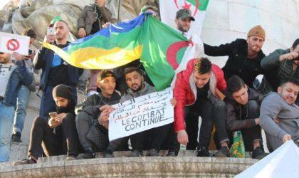 Effet hirak : solidarité inédite en France pour un «sans-papiers» algérien