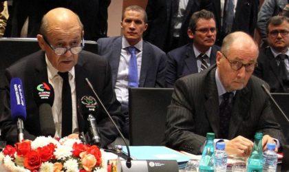 Intrigante menace contre le ministère de l'Intérieur français à partir d'Algérie