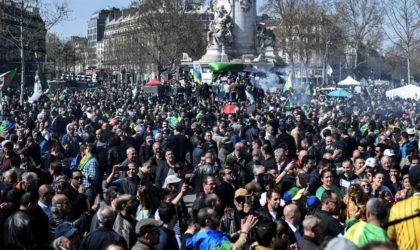 La diaspora algérienne apporte son soutien à l'Alternative démocratique