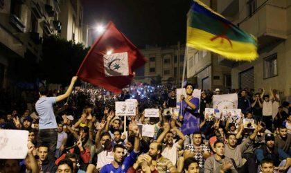 Interdiction de l'emblème amazigh en Algérie : les Marocains s'en mêlent