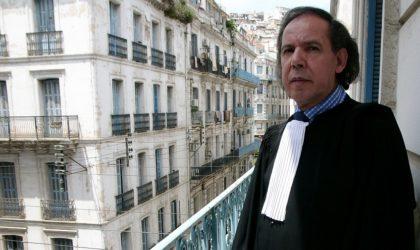 Mokrane Aït Larbi dépose plainte contre l'avocate Fatma-Zohra Ben Braham