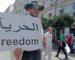 24e vendredi : les manifestants scandent des slogans hostiles au pouvoir
