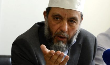 Abdallah Djaballah : «Le panel de Karim Younès vise à affaiblir le hirak»