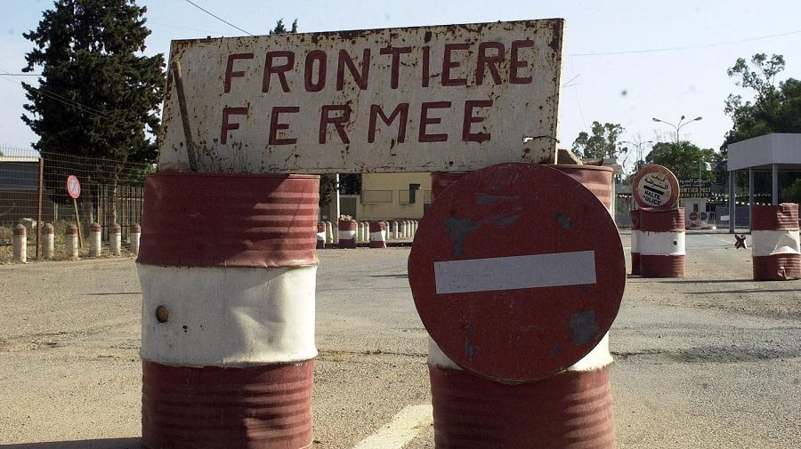 Makhzen frontières algéro-marocaines