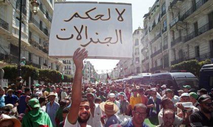 Du vide constitutionnel de fait à la dictature militaire de coulisses