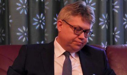 L'ambassadeur de Russie chez Djemaï : Moscou brise le principe de réserve ?