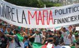 38e mardi : les étudiants scandent des slogans contre la justice