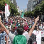 26e marche Manifeste