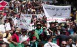 27e vendredi de mobilisation populaire à Alger
