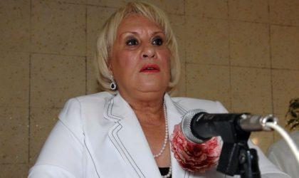 Panel de dialogue : l'avocate Benbraham a-t-elle pris la place de Karim Younès ?