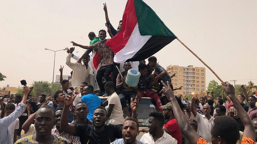 pouvoir Soudan