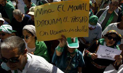 Des citoyens lancent un projet de charte pour une Algérie libre et démocratique