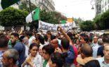 Slogans virulents contre le chef de l'armée à partir de Tlemcen