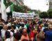 Injonctions ou pas : tsunami humain à Alger pour ce 31e vendredi