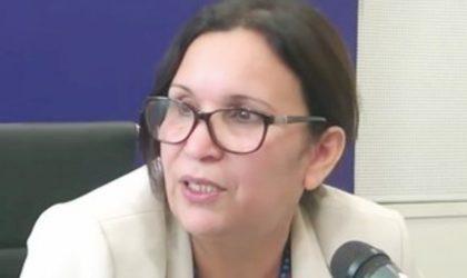 La députée Salima Ghezali démissionne de l'APN